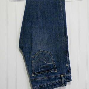 American Eagel Skinny Jeans stretch size 8 #7580